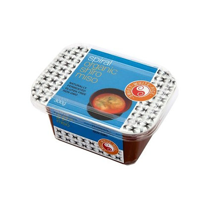 Spiral Foods - Organic Shiro Miso