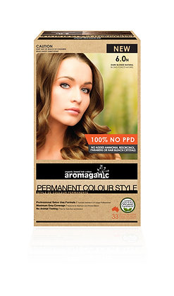 Aromaganic - Permanent Colour Style 6.0N Dark Blonde (Natural)