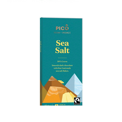 Pico - Sea Salt Chocolate 80g