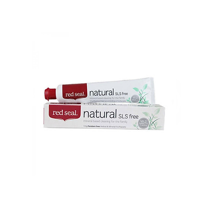 Red Seal - Toothpaste Natural 100g