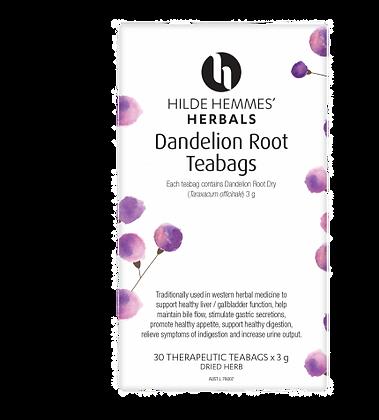 Hilde Hemmes Herbals - Dandelion Root 30 Teabags