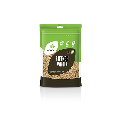 Lotus - Freekeh Whole 425g