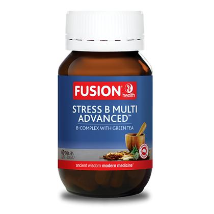 Fusion Health - Stress B Multi Advanced 60T