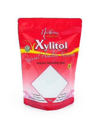 Nirvana - Xylitol 1kg Pouch Pack