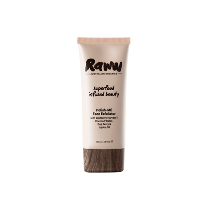 Raww - Polish-ME Face Exfoliator