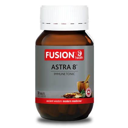 Fusion Health - Astra 8 Capsules