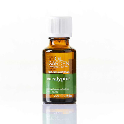 Oil Garden - Pure Essential Oil (Eucalyptus) 25ml