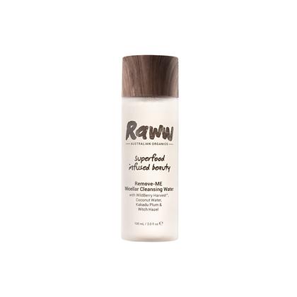 Raww - Remove-ME Micellar Cleansing Water