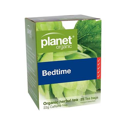 Planet Organic - Bedtime Organic Tea 25 Bags