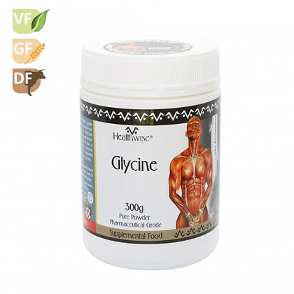 Health Wise - Glycine 300g