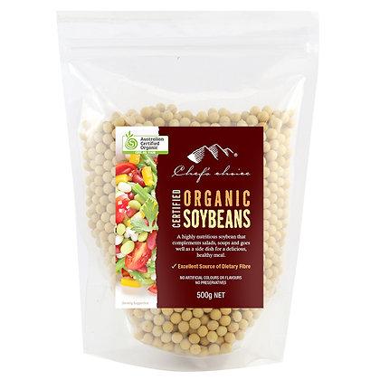 Chefs Choice Dessert - Organic Soybeans 500g