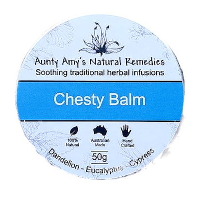 Aunty Amy's Natural Remedies - Chesty Balm