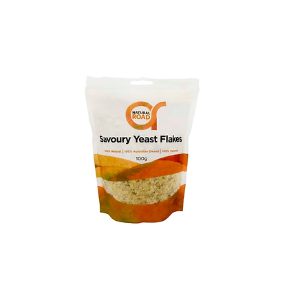 Natural Road - Savoury Yeast Flakes 250g