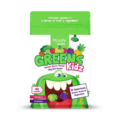 Morlife - Greens Kidz