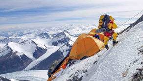 Coaching Paul Fox to summit Everest (and get back safely…)