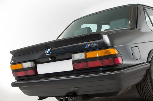 BMW E28 MTECH REAR SPOILER REPLICA