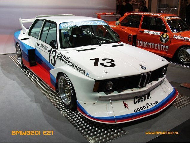 BMW E21 GROUP 5 BODY KIT