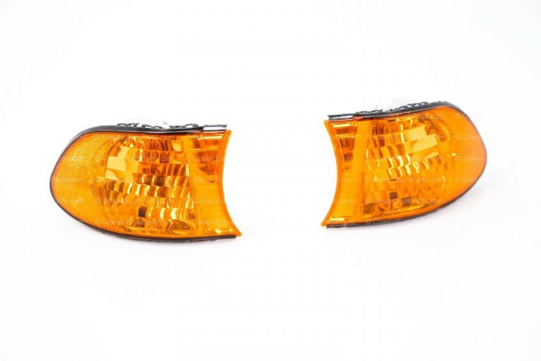 BMW E38 AMBER INDICATOR SET