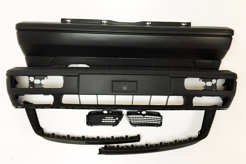 VW GOLF MK3 BUMPER SET & SPLITTER