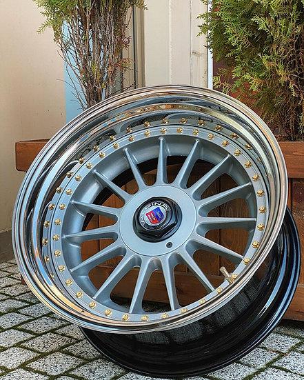 BMW STYLE 32 3 PIECE CUSTOM WHEELS
