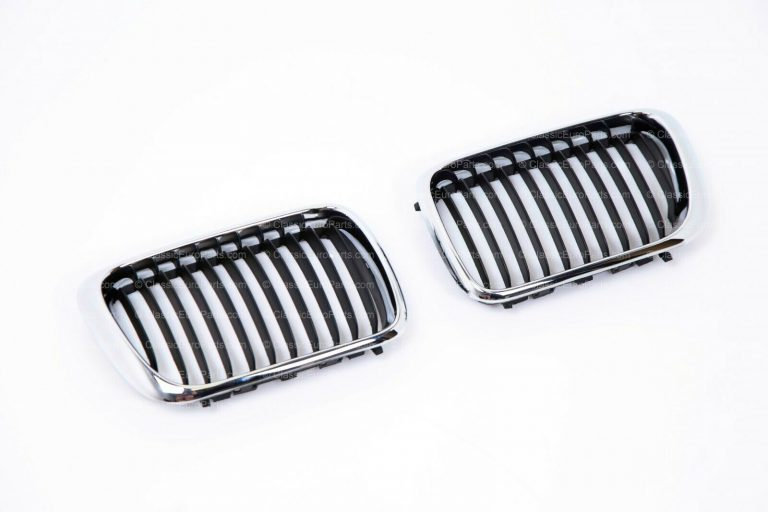 BMW E36 KIDNEY GRILL LATE SET