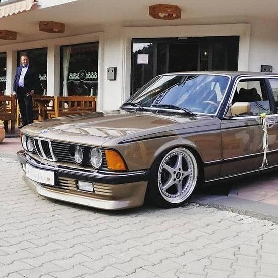 BMW E23 ZENDER FRONT SPOILER REPLICA