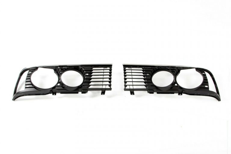 BMW E23 HEADLIGHT GRILL SET