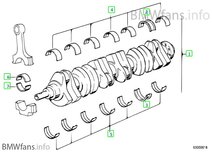 M21 forged crankshaft – m20 stroker upgrade goodie!