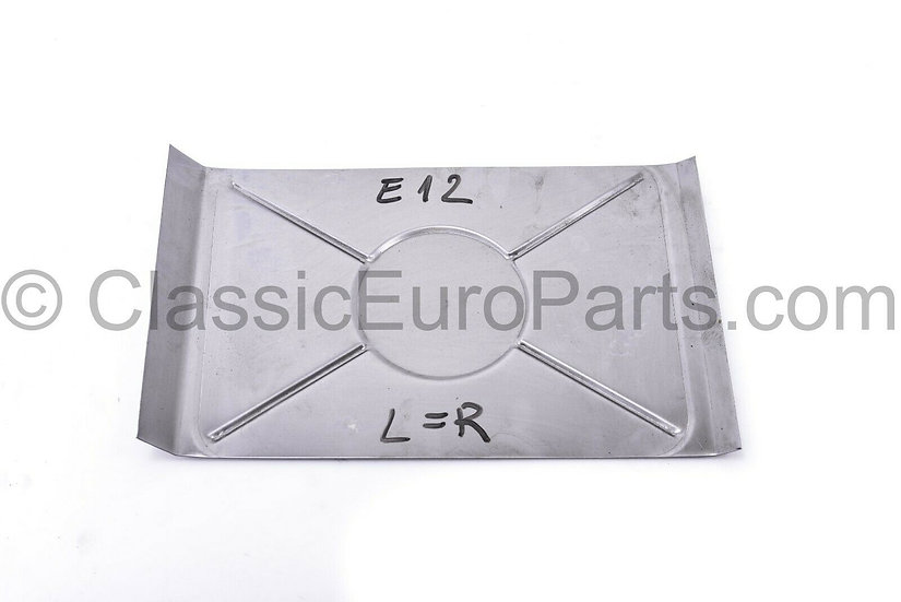 BMW E12 REAR FLOOR PAN REPAIR LEFT OR RIGHT