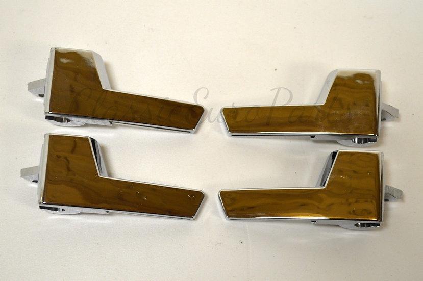 VW GOLF MK2 CHROME HANDELS