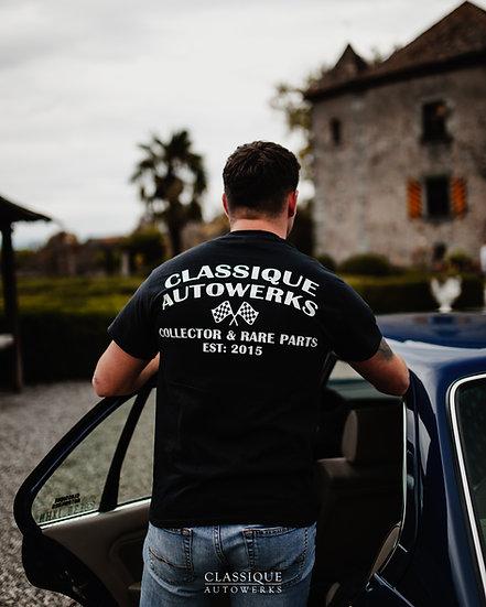 CLASSIQUE AUTOWERKS PROPAGANDA T-SHIRT
