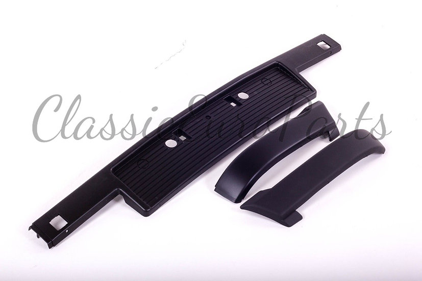 BMW E30 EARLY FRONT BUMPER TRIM SET