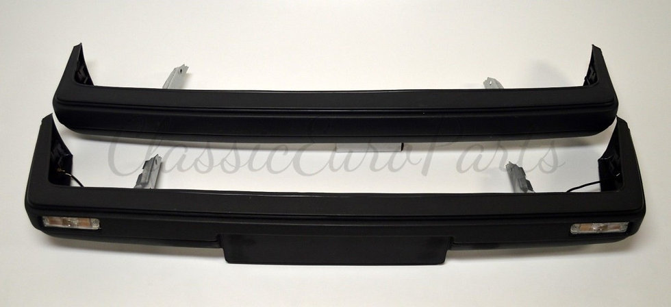 VW GOLF MK2 SMALL BUMPER SET