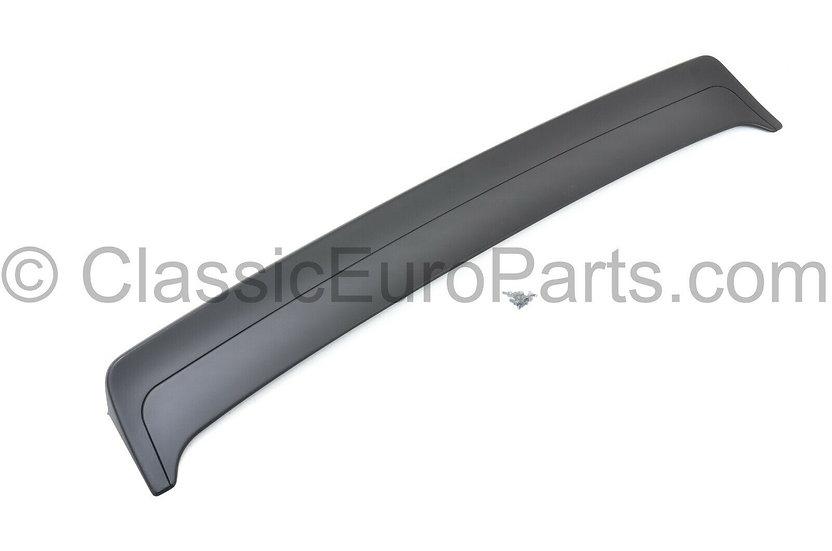 BMW E30 MTECH 1 PLASTIC REAR SPOILER