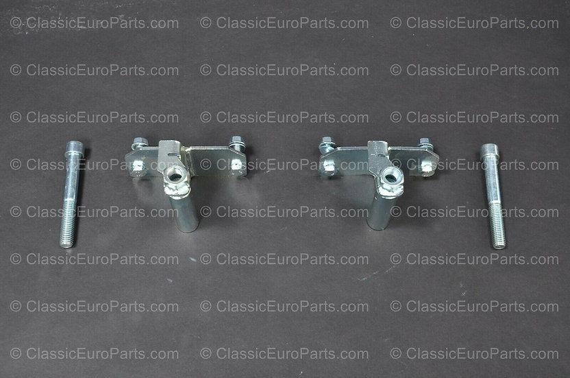 BMW E30 LATE REAR MTECH 2 BUMPER BRACKETS