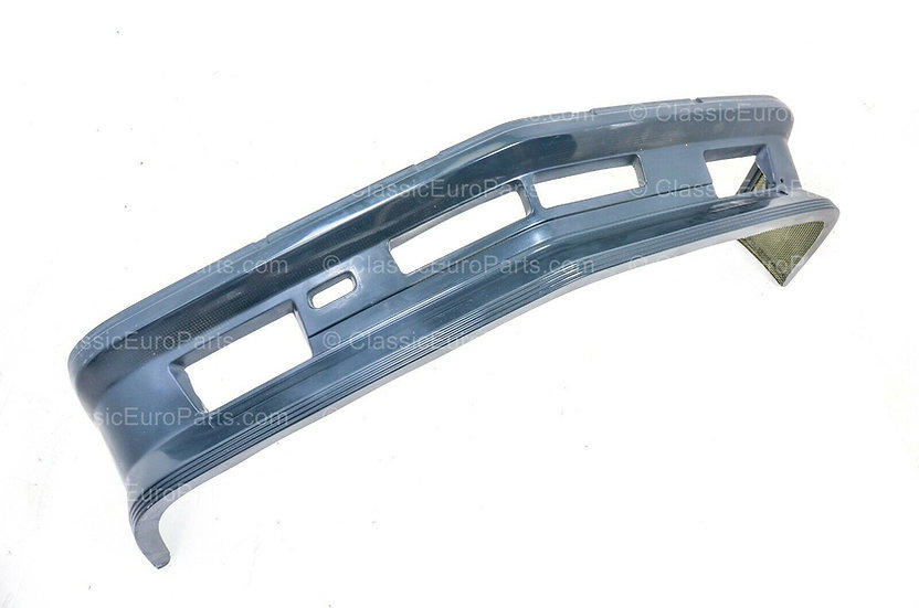 BMW E24 FRONT + REAR BUMPERS M635I