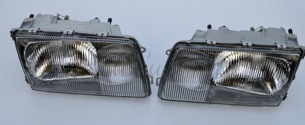 W126 EURO HEADLIGHTS