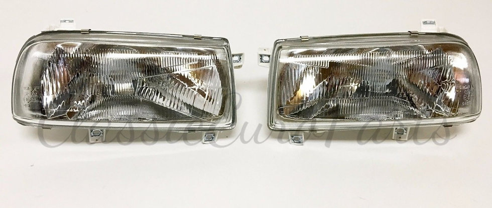 VW VENTO HEADLIGHTS