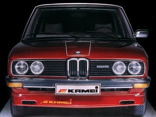 BMW E12 KAMEI FRONT SPOILER REPLICA