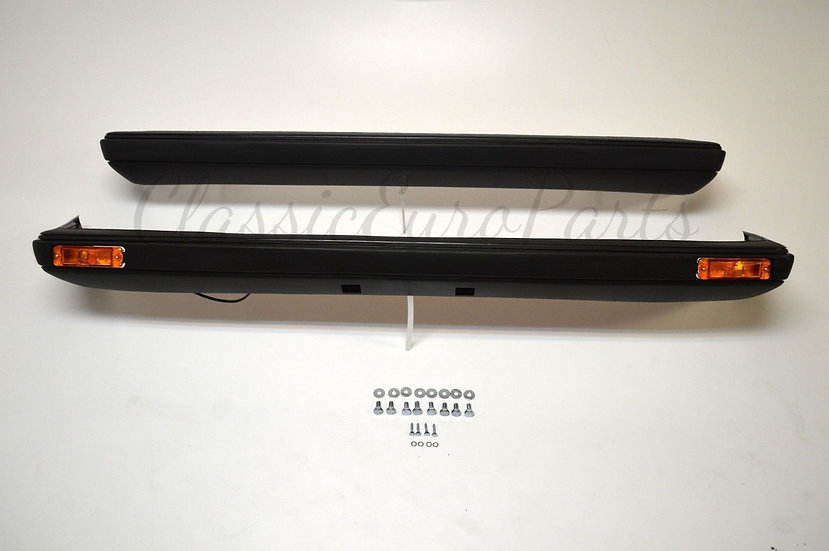 VW MK1 GOLF BUMPER SET