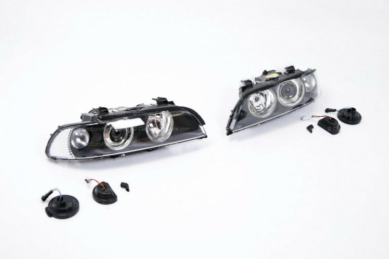 BMW E39 FACELIFT XENON HEADLIGHT SET