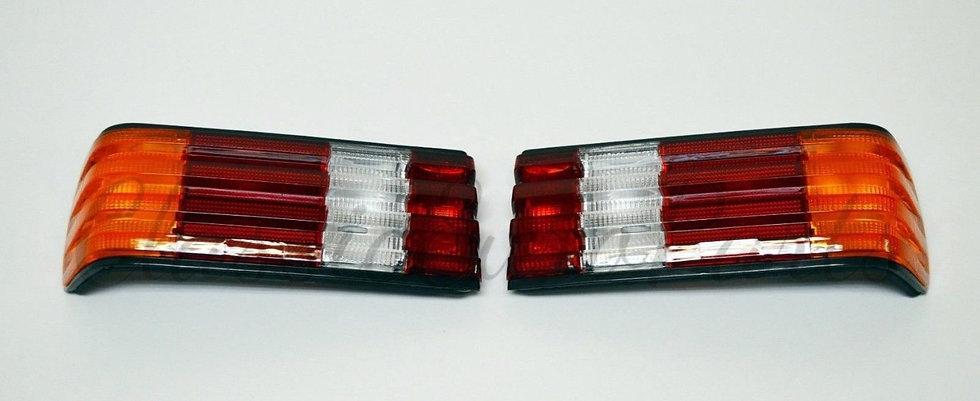 W126 REAR LIGHTS