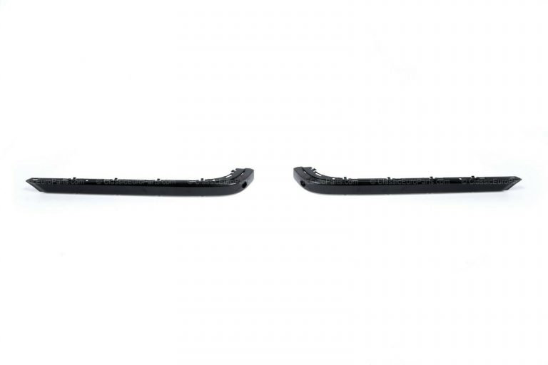 BMW E38 REAR BUMPER TRIM SET WITH PDC