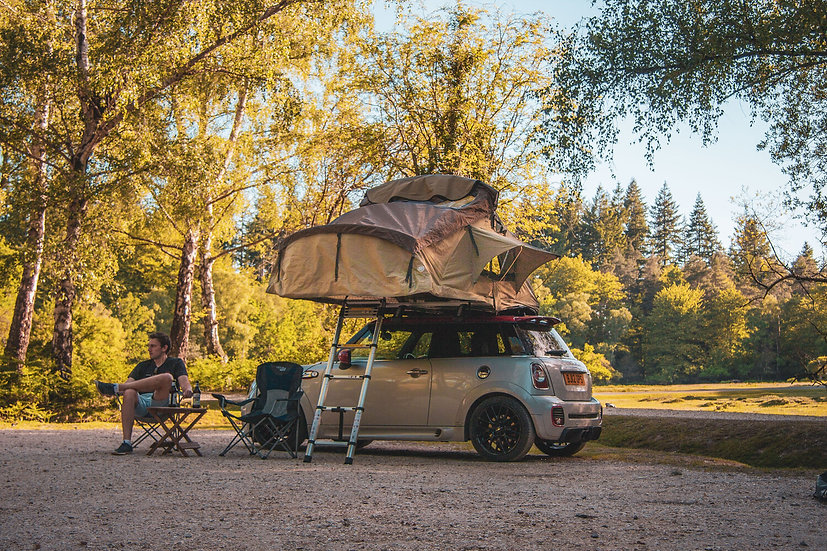LATITUDE WHIMBREL ROOF TENT