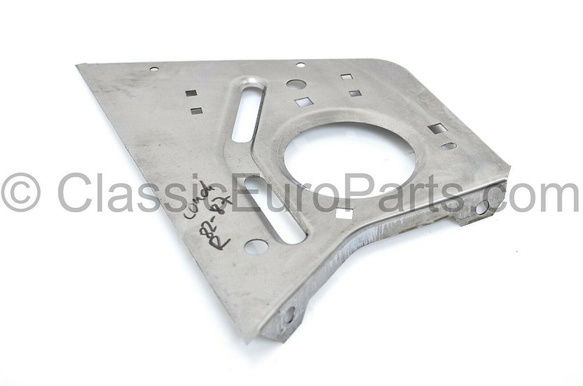 BMW E30 EARLY FRONT RIGHT WHEEL ARCH REPAIR PANEL WITH AC 41111906944