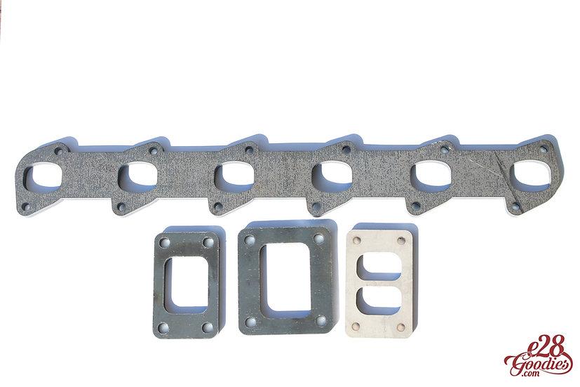 M30 Turbo manifold flange