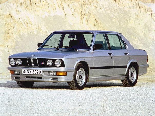 BMW E28 MTECH FULL BODYKIT