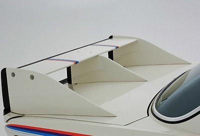 BMW E9 CSL REAR BATWING