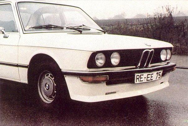 BMW E12 VESTATEC FRONT SPOILER REPLICA