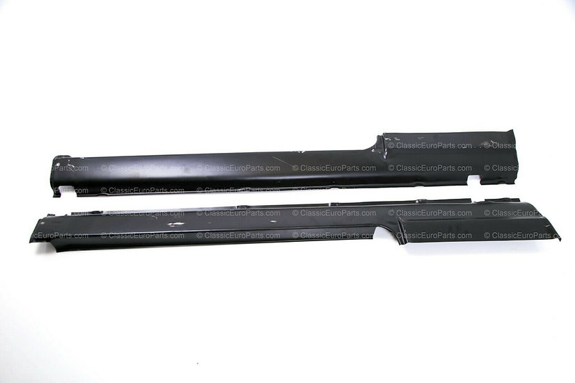 BMW E10 OUTER SILLS REPAIR SECTION